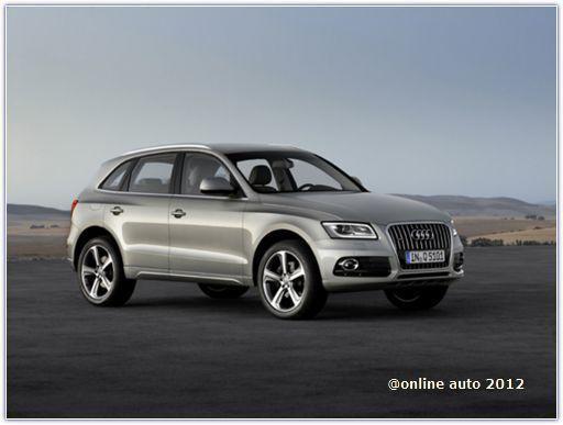 Обновленная Audi Q5