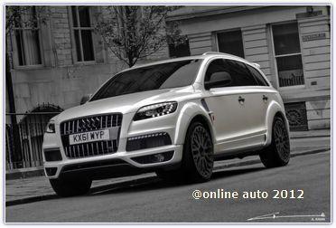 Audi Q7 Widetrack