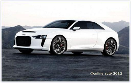 концепт Audi Sport quattro 2010