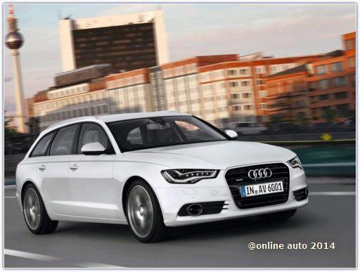 Audi покажет в Женеве модификацию A6 Avant из линейки Ultra