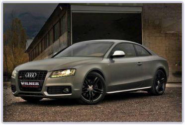 Audi S5 от болгарских тюнеров Vilner