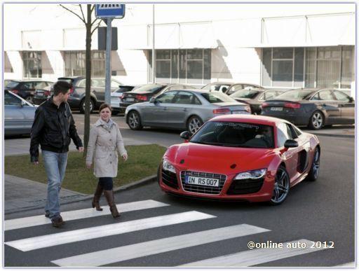 """Новый """"голос"""" для электрических Audi"""