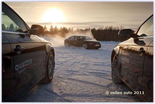 Audi учит россиян вождению. Новая программа Школы Quattro
