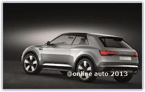 концепт Audi Crosslane Coupe