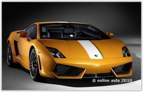 Суперкар Lamborghini gallardo lp550-2