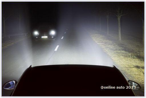 """""""Матричный свет"""" Audi не соответствует нормам NHTSA"""