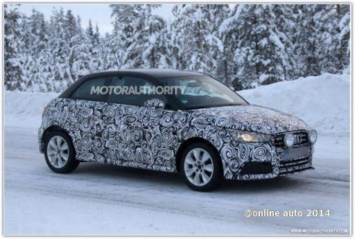 Audi S1 - фото и новая информация