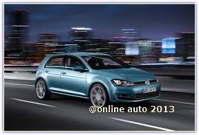 Volkswagen Golf назван лучшим компактным автомобилем 2013 года